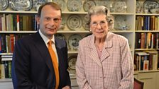 Baroness Trumpington on The Andrew Marr Show