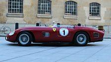 Magnificent 7 Number 1 - 1961 Ferrari TR61