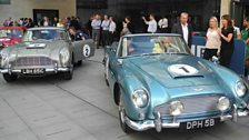 Famous 5 Number 1 - 1964 Aston Martin DB5 Convertible