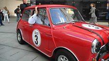 Famous 5 Number 3 - 1965 Morris Mini Cooper S