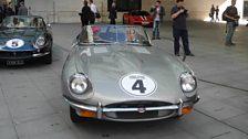 Famous 5 Number 4 - 1970 Jaguar E-Type