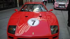Magnificent 7 Number 7 - 1990 Ferrari F40