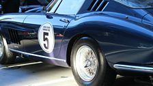 Famous 5 Number 5 - 1967 Ferrari 275 GTB4 CAM
