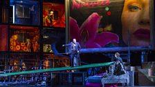 Christopher Maltman as Lescaut and Jonas Kaufmann as Chevalier Des Grieux