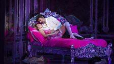 Kristine Opolais as Manon Lescaut and Jonas Kaufmann as Chevalier Des Grieux