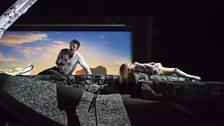 Kristine Opolais as Manon Lescaut and Jonas Kaufmann as Chevalier Des Grieux in Act IV