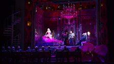 A scene from Puccini's Manon Lescaut Act II