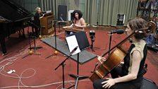 Ana Silvera, Maya Youssef and Laura Moody