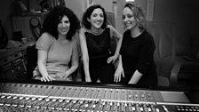 Maya Youssef, Laura Moody and Ana Silvera