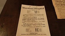 Instructions for patients at Stamford Hospital