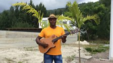 Commonwealth Connections Seychelles - Singer-songwriter Jean-Marc Volcy
