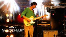 Izzy Bizu at Glastonbury 2014