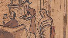 Ab Solomon's sketches
