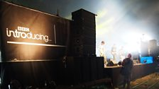 The BBC Introducing Stage