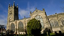 The Collegiate Church of St Mary, Warwick