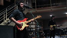 Longfellow in session at BBC Maida Vale