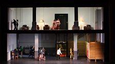 Ariadne auf Naxos Production Image