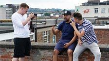 Clubs & Spades video recording