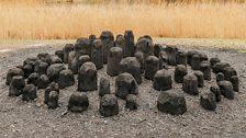 Black Mound, David Nash, 2013