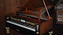 A Johann Fritz piano of 1814