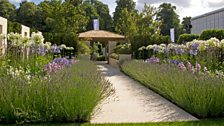 The Just Retirement Garden, designed by Jack Dunckley