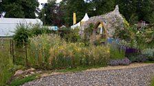 The Flintknapper's Garden - A Story of Thetford, designed by Luke Heydon