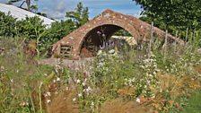 Macmillan Legacy Garden, designed by Rebecca Govier