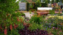 A Hampton Garden, designed by Ian Hammond