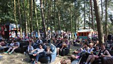 Late Junction at the Latitude Festival 2014