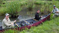 Crew kayak
