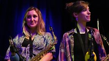 Brassy B - Kirsty Labelle and Alice Tully