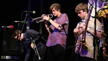 Brassy B - Adam Wood, Jack Courtney and Jonathan Robson
