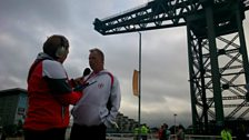 One of our own former Commonwealth Games competitors tells Nicky about his new role