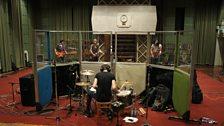 BBC Introducing session: CuT at Maida Vale for Steve Lamacq