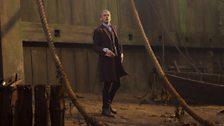 Peter Capaldi: The Twelfth Doctor!