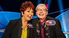 Ruth Madoc and Su Pollard