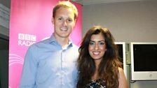 BBC Commonwealth Games Host Dan Walker