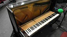 The Forum: Piano at Saturday recording