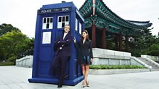The Doctor Who World Tour reaches the city of Seoul…