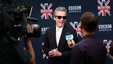 The Doctor Who World Tour reaches New York City