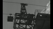 The coalfield's aerial ropeway