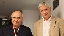 Jonathan Coe and Rob Cowan