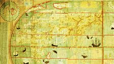 Map of the Myriad Countries of the World, by Matteo Ricci (1552-1610) and Li Zhizao (1565-1630) | detail