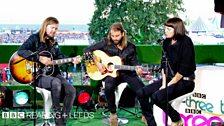 Band of Skulls on BBC Three