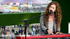 Rae Morris on BBC Three