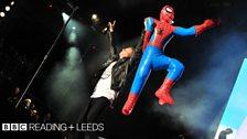 Macklemore & Ryan Lewis at Reading 2014