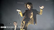 The 1975 at Reading 2014