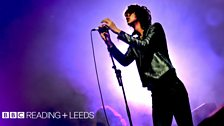 The Horrors at Reading 2014