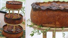 Richard's Three Course Autumn Pie Feast