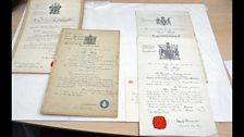 The Gramophone Company's Royal warrants